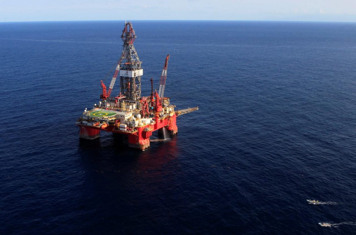 Oil producers cut 84% of U.S. Gulf of Mexico output: U.S. regulator