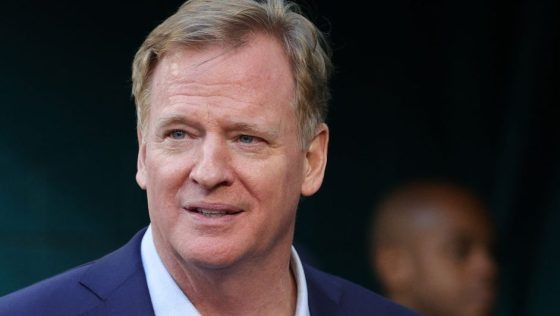 Roger Goodell reiterates support for players who protest during the national anthem
