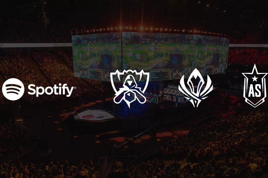 Spotify is launching an exclusive League of Legends esports podcast